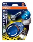 OSRAM Night Breaker H4 Head Lamp Bulb H4 60/55w. x1 Designed For Motorcycles.